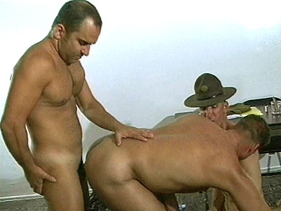 Bear Threesome Hard analyzing Drilling